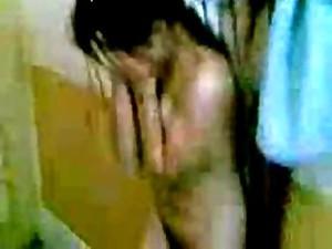 Hot Arab Stripped Immature Pair Make Giving A Kiss Movie Scene In Baths