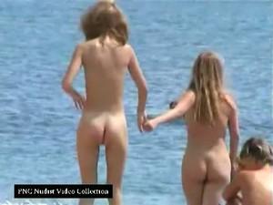Horny Voyeur Loves To Spy On Nude People On The Beach.