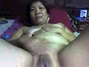 Julita Santos Is An Old Prostitute From Philippines. She Is 55 Years Old.