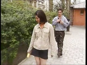 Korean Student Fucks Western Dicks -1