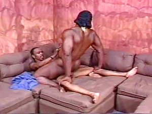Ebony Sex - Muscle Bottom, Twink Top