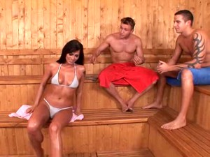 Simony Trio Sauna