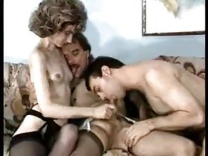 MMF Bisexual Threesome - Short Clip