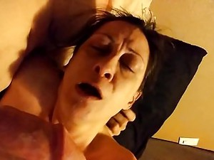 Mary Hinton Can't Get Enough Of Big Cock In Her Mouth