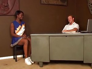 Phylisha Stone - Ebony Cheerleader