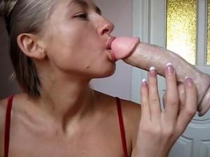 Dildo Biting