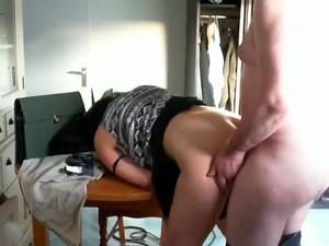 Fabulous Homemade Amateur, Orgasm Porn Scene