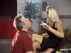 Horny Homemade Blonde, Femdom Adult Movie