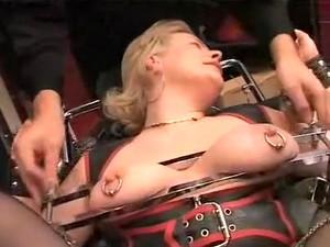 Amazing Amateur Blonde, Fetish Porn Clip