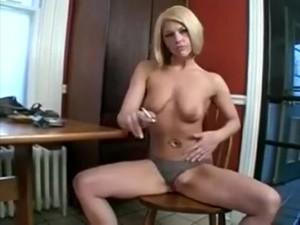 Horny Amateur Smoking, Fetish Adult Movie