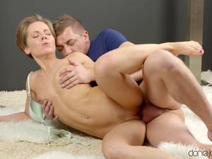 Fabulous Pornstars Sasha Zima, Steve In Horny Cumshots, Small Tits Porn Scene