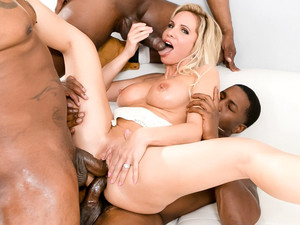 Nadia North & Rico Strong & Prince Yahshua & Isiah Maxwell In The Special Package - PeterNorth