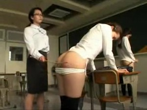 Hottest Homemade Spanking Adult Scene