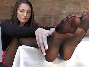 Black Nylon Soles HD