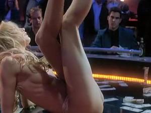 Burlesk Strip SHOW 42 Daryl Hannah Dancing At The Blue Iguana