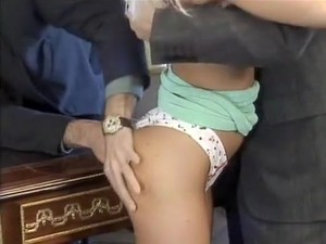 Incredible Threesomes, Blonde Adult Scene