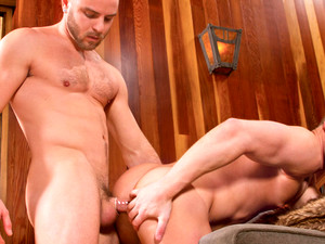 Owen Michaels & Nick Sterling In Tahoe - Cozy Up, Scene #04 - HotHouse
