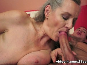 Crazy Pornstar In Incredible Cunnilingus, Grannies Adult Scene