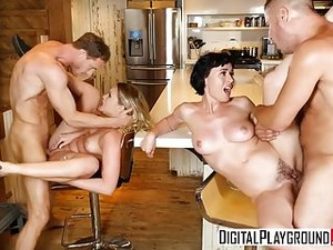 DigitalPlayground - Couples Vacation Scene 5 Mia Malkova And