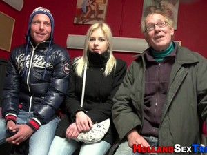Real Dutch Whore Rides Amateur Film 2