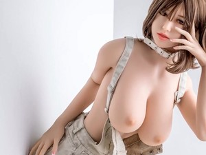 Teen Brunette Sex Doll Babe Looks Real