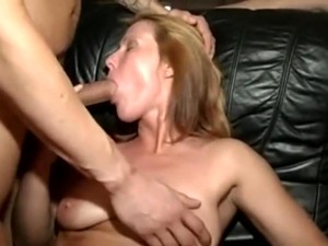 German Gangbang Party 60