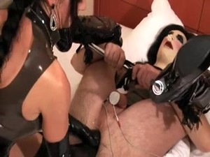 Sissy Arse Turns Rubber Fur Pie And Greater Quantity...