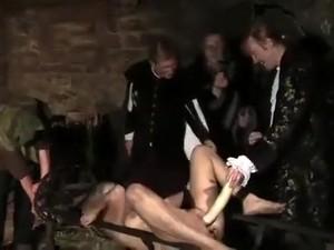 Fabulous Amateur Group Sex, Humilation Sex Clip
