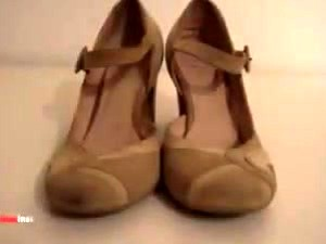 My Sisters Shoes: Brown Heels I 4k