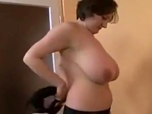 Monster Tits German Bbw Mature Gets Fucked   Sprayed