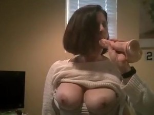 Dildo Drawing, Adult Viewing, Sybian Riding Milf
