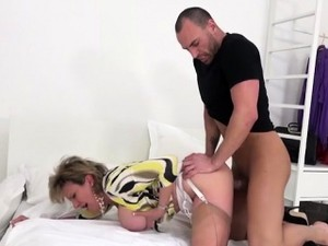 Big Tits Milf Pounded Hard And Cumshot
