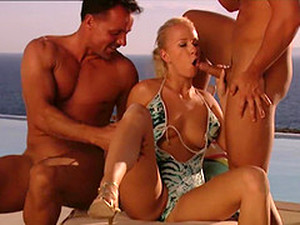 Carla Cox Is One Of The Most Popular Women At The Pussy Mansion