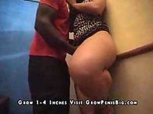Super Horny Amateur Anal Brunette Gets Ass Fucked By A Big Black Cock