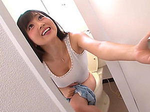 Nice Facial Cumshot For A Horny Girlfriend With Nice Tits Hibiki Otsuki