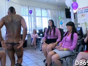 Strip Dancer Fucked At Henparty Video Feature 3