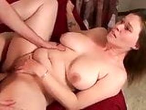 Creampie Surprise With Hot MILF