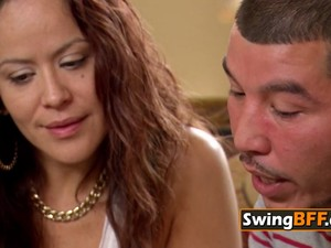 A Sexual Adventure Makes This Swinger Couple Have The Time Of Their Life