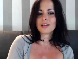 Busty GF Demonstrates Her Boobs And Much More