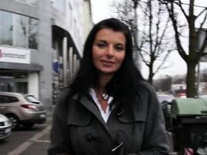 Czech Amateur In Panties Fucks In Public Pov