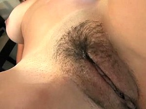 Hairy Pussy Yearns For A Smart Fuck