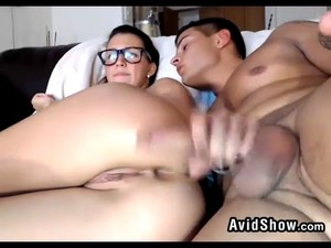 Desirable Anal Enjoying Femme Fatale