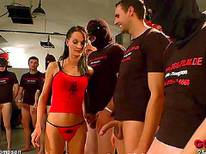 Her Pussy Is Built To Take On Ten Guys At The Same Time