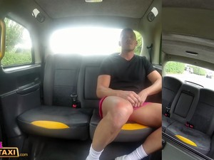 Female Fake Taxi Take Me To The Cock-Inn