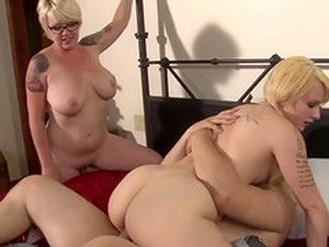 Missy Monroe Catches Her Husband In The Bedroom With Their Babysitter