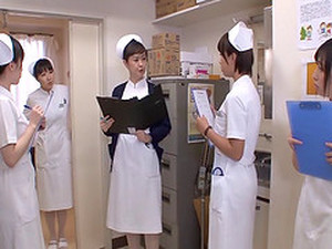 Charming And Juicy Asian Nurse Boycotts Duty Just To Be Screwed Hardcore