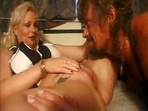 Ingrid And Goran Caravansex