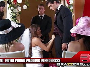 Madelyn Marie Ramon - The Royal Porno Wedding - Brazzers