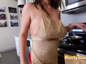 Hottest Teen With Exceptional Milk Jugs Experiencing Orgasm