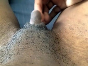 My Huge Clit